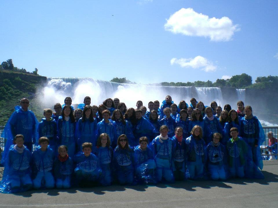 Chutes du Niagara, USA - Juillet 2012