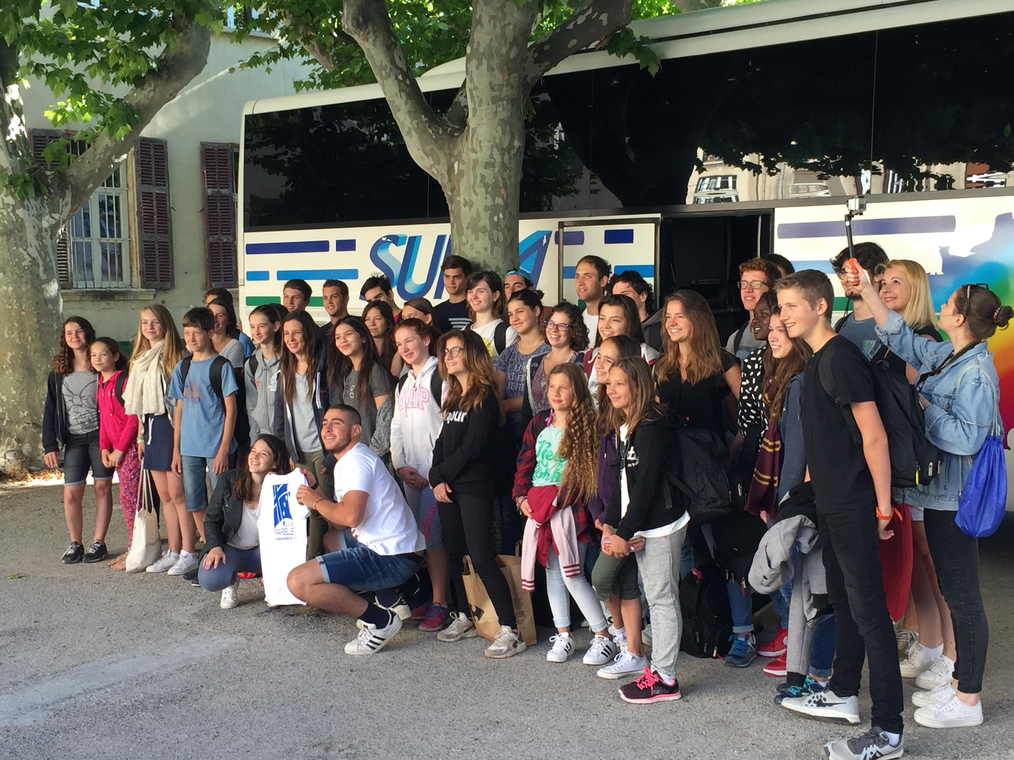 Le Grand Départ - Marseille - Vendredi 15 Juillet 2016